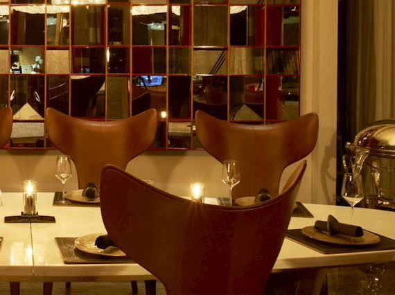 Astor Grill - Private Dining Room