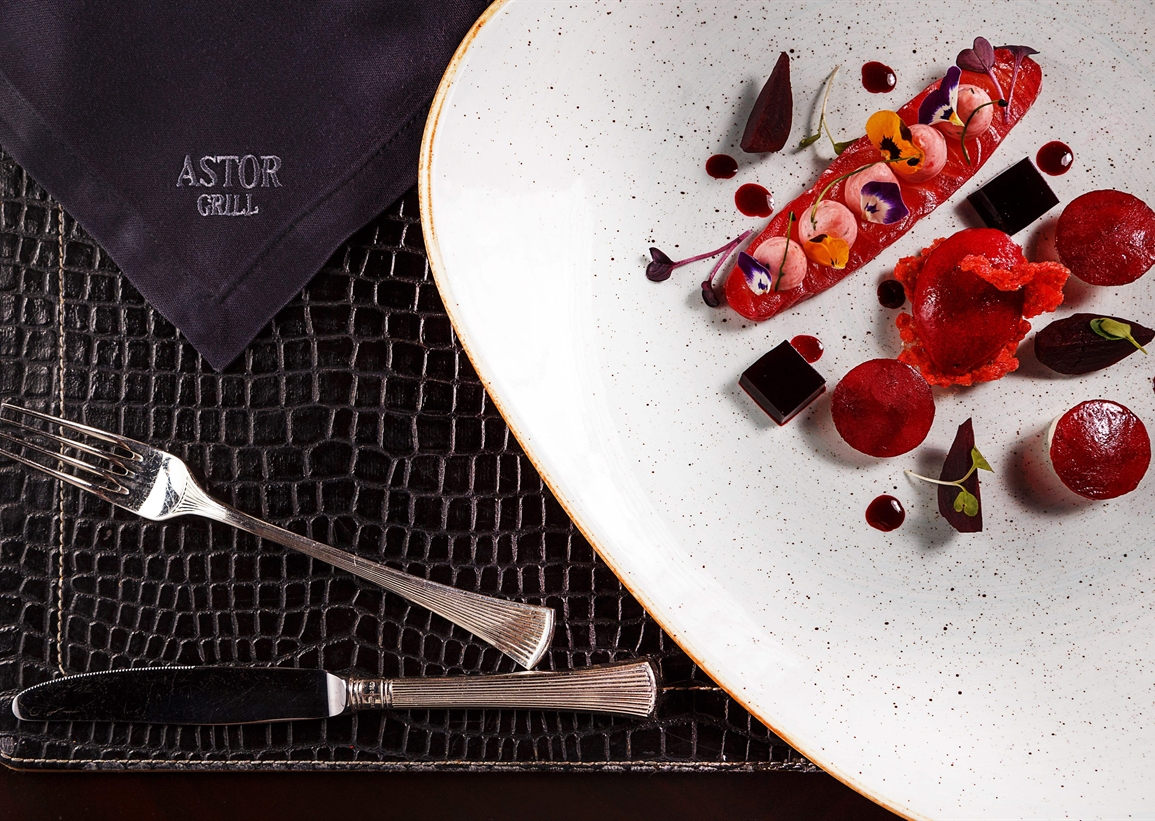 About Astor Grill