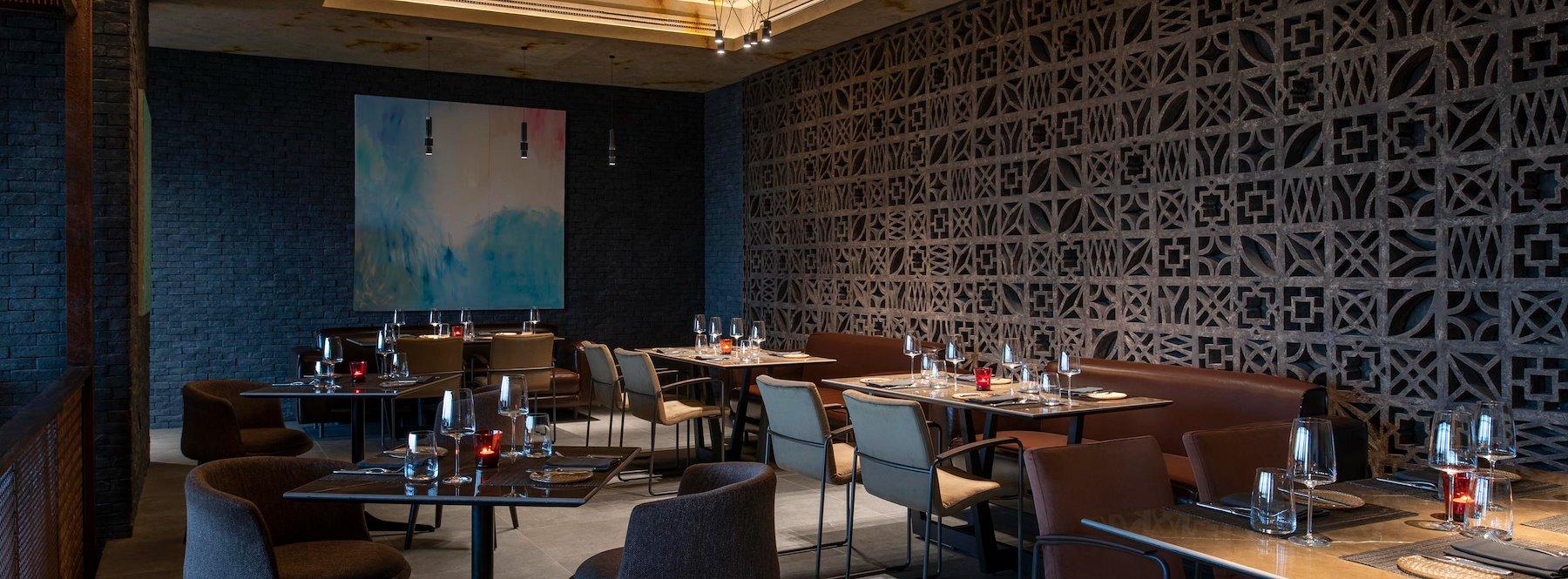 Astor Grill The St. Regis Doha